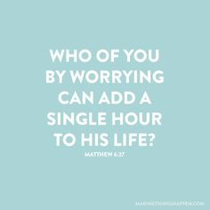 Do not worry. xxxx In the words of Bob M . Quotable Quotes, Bible Quotes, Bible Verses, Me Quotes, Wisdom Quotes, Scriptures For Anxiety, Faith Quotes, Famous Quotes, Great Quotes