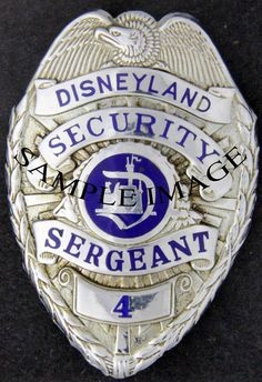 Walt Disney Images, Security Badge, Fire Badge, Private Security, Police Patches, Criminal Justice, Law Enforcement, Cops, Porsche Logo