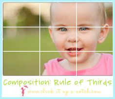 "One of the easiest ways to make your photos more appealing is to follow the ""rule of thirds"" for composition. Now that you know how to change your focal point that won't be a problem :O)"