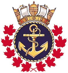 Crest / Family Crest / Coat of arms Tattoos & Inspiration Navy Day, Go Navy, Navy Girl, Royal Canadian Navy, Canadian Army, Veterans Memorial Day, Remembrance Day Art, Navy Tattoos, Military Tattoos