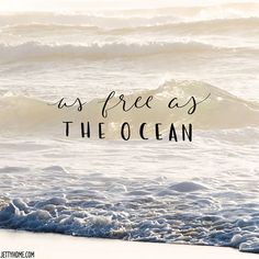 Love this quote! Love funny quotes and inspirational quotes about the sea & ocean? ArtyQuote Canvas Art & Apparel was made for you!Check out our canvas art, prints & apparel in store, click that link ! Sea Quotes, Nature Quotes, Summer Quotes, Quotes About Summer, Journey Quotes, Freedom Quotes, Short Quotes, Short Beach Quotes, Beach Qoutes