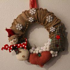 Dachshund Christmas  Wreath  Max and Frosty by MaxMinnieandMe, $39.00