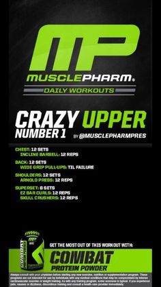 Bodybuilding muscle workout using different workout techniques like uni-set, multi-set, pyramid routines, super breathing sets and much more. Choose an effective workout that suits your lifestyle. Crossfit, Chest Workouts, Gym Workouts, Chest Exercises, Training Programs, Workout Programs, Weight Lifting, Weight Loss, Musclepharm Workouts