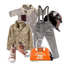 Hip Pilot in Training, created with awesome pieces from new boys' line Aven.