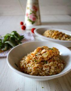 Cook & Spoon: RISOTTO CON PESTO SICILIANO