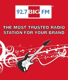 Big FM is India's largest radio network  owned by Reliance Adlabs.This radio network is spread across 45 cities in India and has a listenership base of 4 crore listeners.Over 1000 towns and 50000 villages are encircled under its network radius, defining its massive market reach.
