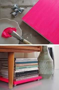 DIY Storage by Fargevandering ♪ ♪ ... #inspiration_diy GB