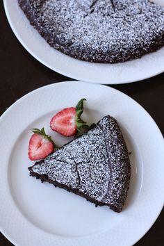 Chocolate Quinoa Cake: