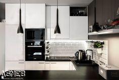 Kuchnia styl Skandynawski - zdjęcie od AS-MEB producent kuchni i mebli - Kuchnia…