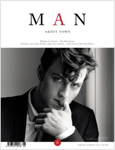 Aaron Johnson | Man About Town