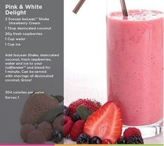 Welcome to Isagenix! Isagenix is your opportunity for health, wealth and happiness. Smoothie Drinks, Fruit Smoothies, Smoothie Recipes, Protein Smoothies, Protein Shake Recipes, Protein Shakes, Isagenix Strawberry Shake Recipes, Whey Recipes, Healthy Shakes