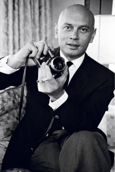 Yul Brynner - Really charismatic actor, whether he is playing a great hero or a despicable villain.