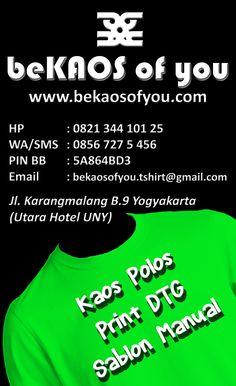 www.bekaosofyou.com in DI Yogyakarta