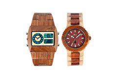 wooden watch wewood