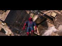 """Primo Teaser di """"The Amazing Spider-Man 2: Il Potere di Electro"""" da Aprile 2014 al #cinema  #cinetimeit #cinema2014 #spiderman2"""