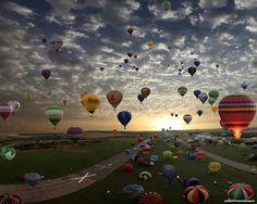 New Mexico ballon fastival~
