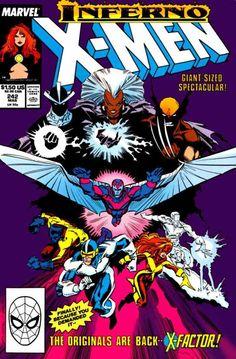 the_uncanny_x_men_v1__242 quadrinhos-x-men-outback-marvel-comics PIPOCA COM BACON #PipocaComBacon