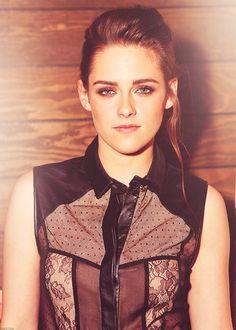 Kristen attends a private screening of OTR in LA