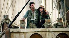 Black Sails History: Anne Bonny and Jack Rackham   Den of Geek