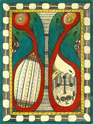Phyllis Kind Gallery - Self-Taught Art - Art Brut. Adolf Wolfli