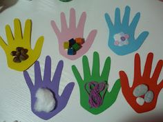 Five Senses Activities. Couple very creative others exploratory. DAP!