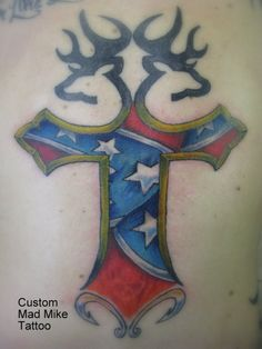 125 Rebel Flag Tattoo With Amazing Design Ideas Wild Tattoo Art in size 800 X 1067 Rebel Flag Cross Tattoos - In today's world almost everyone knows Cool Tribal Tattoos, Cool Tattoos, Tatoos, Awesome Tattoos, Filipino Tribal Tattoos, Beautiful Tattoos, Rebellen Tattoo, Tattoo Zone, Thai Tattoo