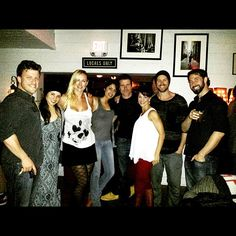 Dan Feuerriegel - Vanessa Cater Instagram: #FlashBackFriday to my Birthday... With some of  my #LAfamily  @misskatrinalaw @keithandreen @dgfeuerriegel @__karishmaa @sugasean @amiebarsky @johnninja  Couldn't ask for better peeps in my life.. Even if Y'all are a bunch of goofball weirdos  ❤Ya!  #TheFamilyYouPick #Bff's #Crew #Actors (yep all of us lol) #Stunts #love #Laughter #Life #FBF