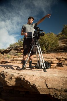Behind the Scenes of shooting the SB95 Carbon product video in Fruita, Colorado.