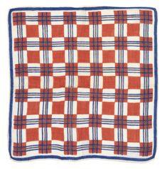 Handkerchief, Made for Wiener Werkstätte, Austria Textiles, Textile Patterns, Textile Design, Print Patterns, Pattern Art, Textile Art, Colour Architecture, Surface Pattern Design, School Design
