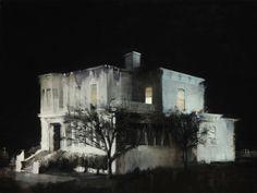 Kim Cogan, Paintings. Dark, brooding paintings by artist Kim...
