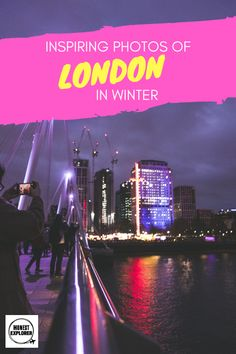 Things to do n London in winter. Christmas in London is so magical! Here are 27 photos to inspire you to visit London this festive season. Travel Guides, Travel Tips, Travel Destinations, Travel Hacks, London Christmas, Winter Christmas, London Photos, Ireland Travel, London Travel