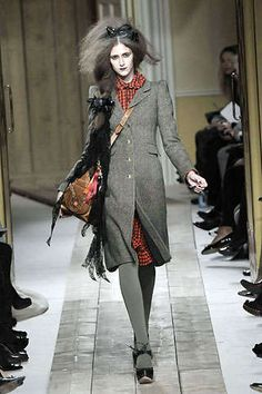 Witch Fashion: Luella Fall 2008