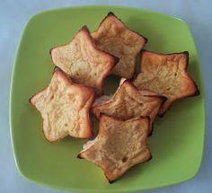 Dieta Sim, todos os Dias: Estrelas de baunilha // Stars of vanilla