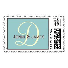 =>>Cheap          Monogram Cream Blue Brown Wedding Postage Stamp           Monogram Cream Blue Brown Wedding Postage Stamp in each seller & make purchase online for cheap. Choose the best price and best promotion as you thing Secure Checkout you can trust Buy bestReview          Monogram C...Cleck Hot Deals >>> http://www.zazzle.com/monogram_cream_blue_brown_wedding_postage_stamp-172567439993011674?rf=238627982471231924&zbar=1&tc=terrest