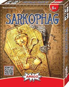 AMIGO 05973 - Michael Feldkötter: Sarkophag Amigo Spiel…
