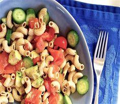 5. Smoked Trout Pasta Salad