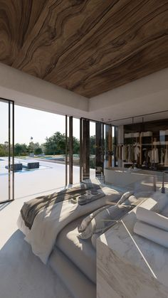 Home Design Decor, Dream Home Design, Home Interior Design, Interior Architecture, Dream House Interior, Luxury Homes Dream Houses, Mountain Home Exterior, Villa Design, House Rooms