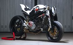 Paolo Tesio – Ducati Monster S4R | il Ducatista