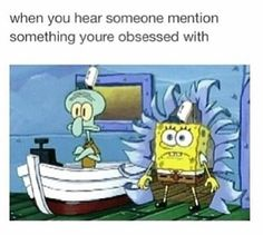 funny, spongebob, and true imagePINTEREST: @BRIIZALLS