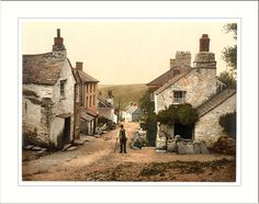 Bowcastle in Cornwall.