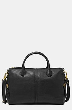 Fossil 'Erin' Satchel, Medium available at #Nordstrom