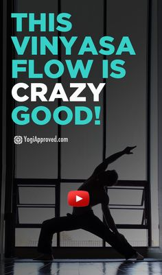 This Vinyasa Flow Is Crazy Good (Video) #compartirvideos #funnyvideos