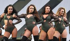 Little Mix is currently on a mini-tour and surrounded by fans just as they get the ultimate success with their fourth album, Glory Days. According to a November 25 report from Official Charts, Little ...