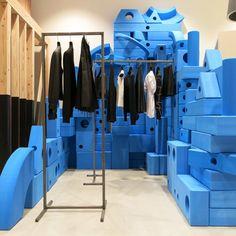 Dover Street Market fashion store New York