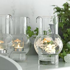 Pentik Candlestick Holders, Candlesticks, Wine Glass, Glass Vase, Candels, Home Accessories, Lanterns, Merry Christmas, House Ideas