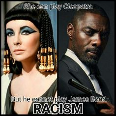 What racism looks like..