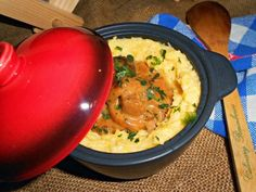 Papricas de hribi cu mamaliguta - imagine 1 mare Soul Food, Food To Make, Cooking, Breakfast, Kitchen, Morning Coffee, Morning Breakfast, Cuisine