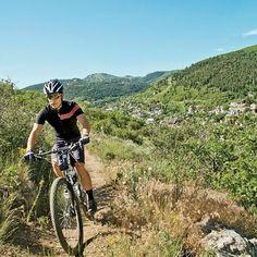 Mountain Biking. Hiking. Trail running. 350+ miles of beautiful trails.