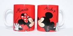 We are giving away this fabulous sought-after Primark his and hers Disney Minnie & Mickey Kissing Mugs as part of our Walt Disney Celebration Join in and help us celebrate the magical fun of Walt Disney's all time Classic. Free Competitions, Style Inspiration, Mugs, Awesome, Disney, Board, Tumblers, Mug, Planks