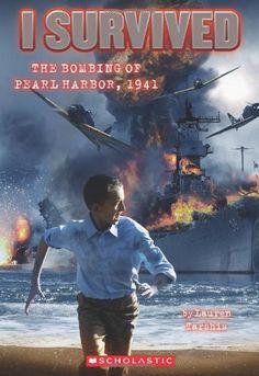 I Survived #4: I Survived the Bombing of Pearl Harbor, 1941 by Lauren Tarshis http://www.amazon.com/dp/0545206987/ref=cm_sw_r_pi_dp_v7cjvb0V3B603